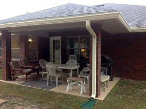 Downspout Installation in Jacksonville FL