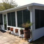 sunroom addition installation in Jacksonville FL