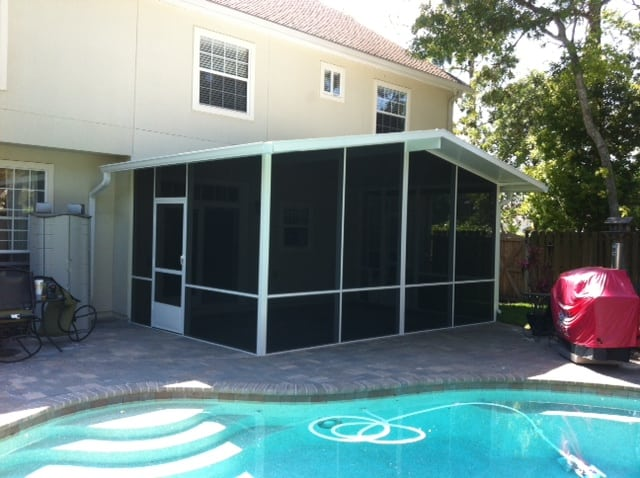 sunroom additions & screen enclosures services from m daigle and sons