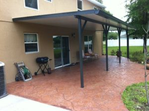 Patio roof Covers in Jacksonville FL