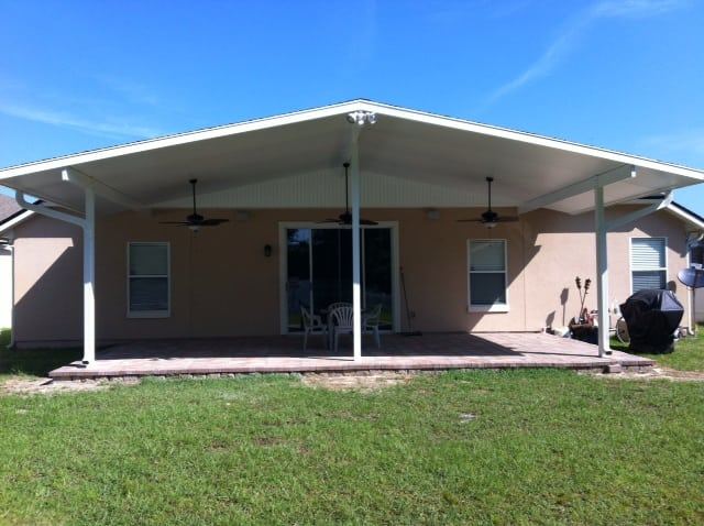 Patio Covers & carport roofs