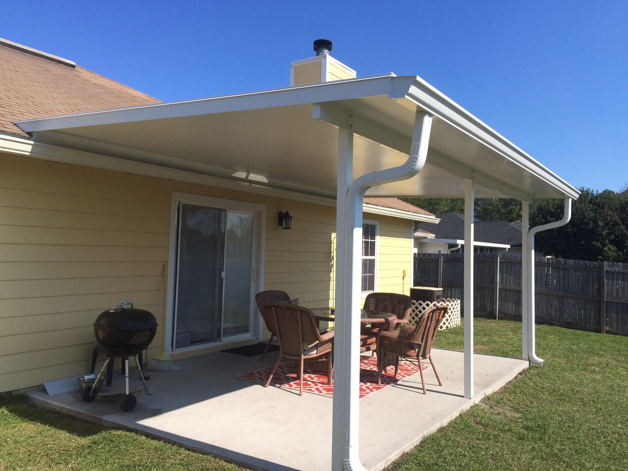 Patio Covers Amp Carport Roofs Gallery M Daigle Amp Sons