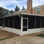 sunroom additions & screen enclosures after m daigle and sons work 7