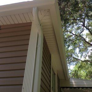 Siding soffit & fascia installation 6