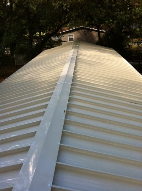 Elegant We Specialize In Custom Roof Overs For Your Mobile Home Roof. M. Daigle And  Sonsu0027 Roof Over Can Be Added To Any Structurally Sound Unit, Whether The  Roof Is ...