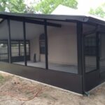 sunroom additions & screen enclosures services from m daigle and sons 12