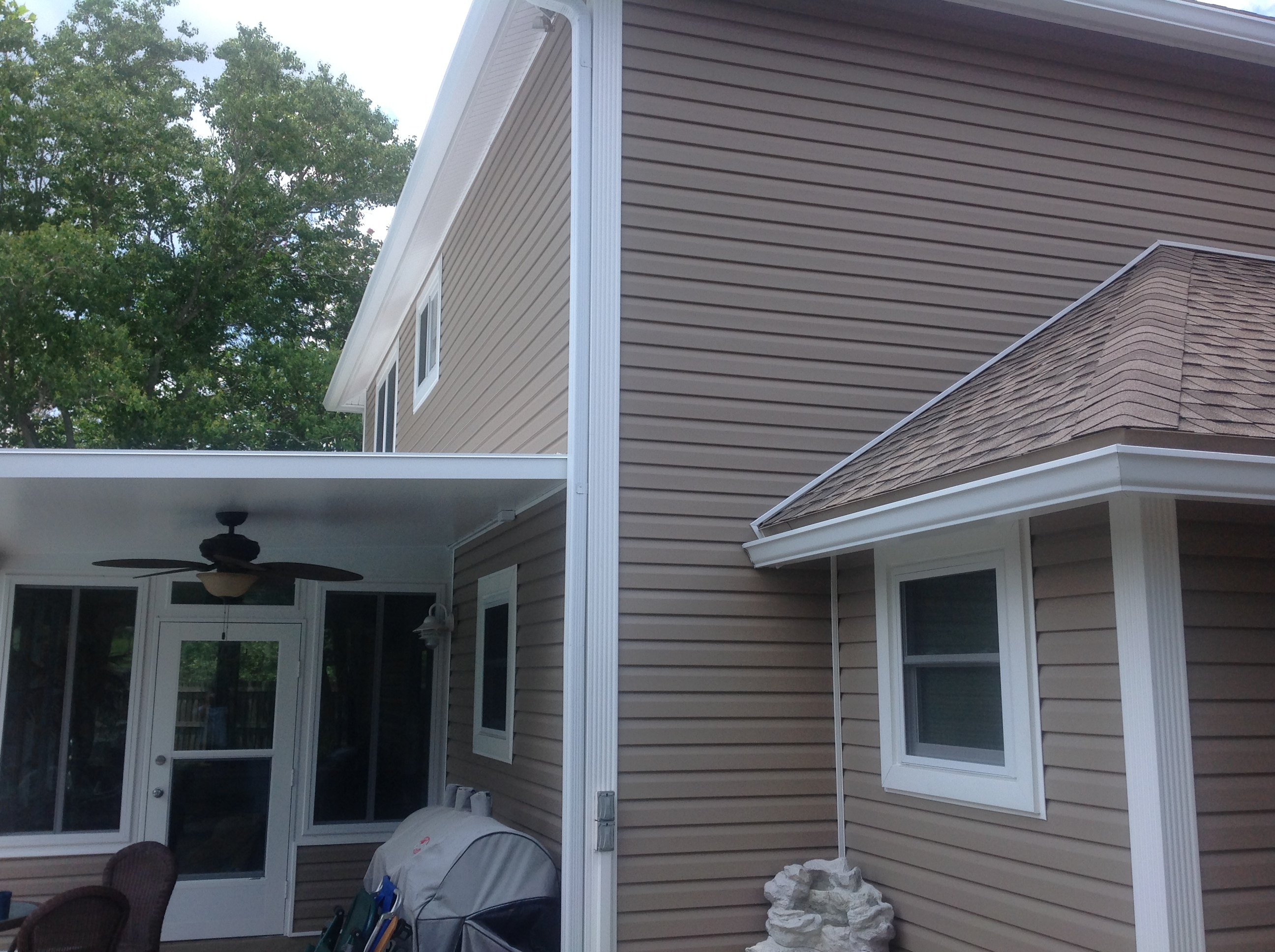 Siding Soffit Amp Fascia Installation Photo Gallery M