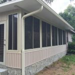 sunroom additions & screen enclosures after m daigle and sons work
