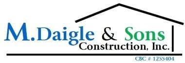 M Daigle & Sons Logo