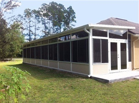 sunroom contractors Jacksonville
